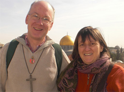 Pastor David and Lorna Bedford